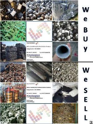 non ferrous scrap metals