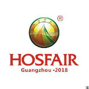 foshan hargsun food machinery co participate hosfair 2018