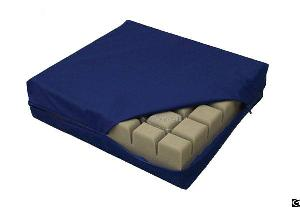 waterproof breathable soft pu coated medical pillow cushion covers zipper