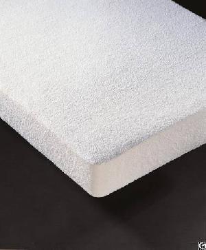 waterproof anti bed bug terry jersey mattress encasement covers zipper