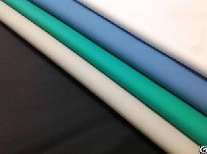 waterproof pu coated fabric medical mattress aprons adult bibs