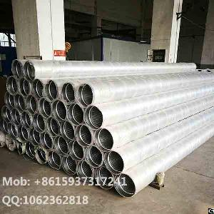 stainless steel 304 wire wrapped screens water drilling