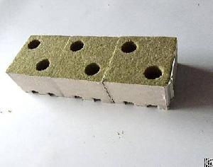 agricultural rock wool blocks