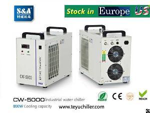 cw 5000 water chiller cooling dental cnc engraving machine