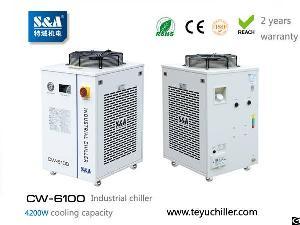industrial compressor refrigeration chiller cw 6100 factory