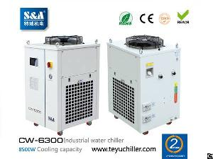 industrial water chillers cw 6300 modbus communication