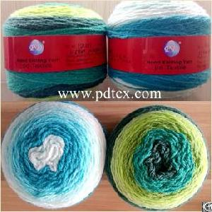 wholesaler wool yarn fancy
