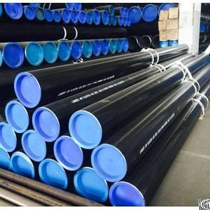 seamless pipe api 5l gr b sch40 14 6m