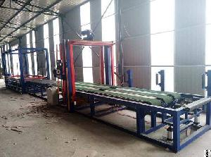 eps vibration cutting machine building insulated panels 6120 1200 mm