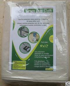 Made In China Cheap Canvas Drop Cloth