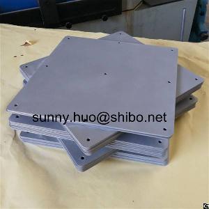 molybdenum lanthanum alloy plate firing ceramic base