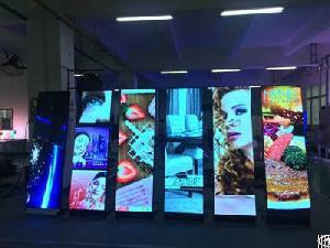 indoor digital led poster