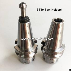 bt40 precision er metalworking toolholding tool holders cnc milling machines