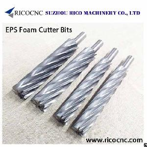 eps foam carving tools eva router bits polyurethane cutters