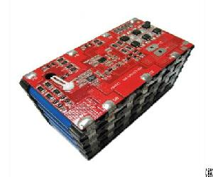 24v lifepo4 battery packs equipped protection pcb dc power systems