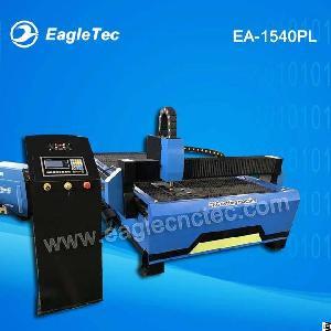 cnc plasma cutting table 40mm sheet metal cut 1500x4000mm