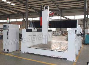 cnc foam milling machine lost casting