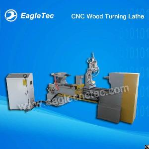 wood turning lathe cnc machine axis blades gymbals spindle