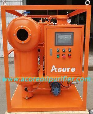Waste Turbine Lube Oil Purifier Machine Price