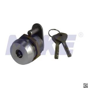 Stainless Steel / Brass Anti-theft Cam Lock, Nickel Plated
