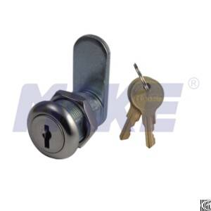 Zinc Alloy 22.9mm Wafer Key Cam Lock, Spring Loaded Disc Tumbler System