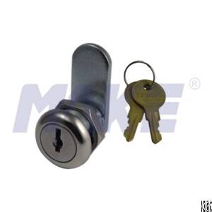 Zinc Alloy Wafer Key Cam Lock With Spring Loaded Disc Tumbler System