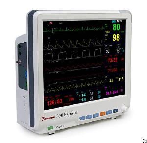 multi parameter patient multiparameter monitor