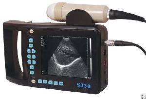 s550 palm held ultrasound scanner