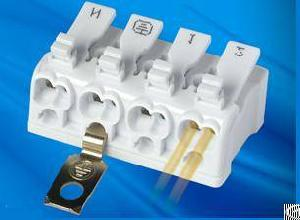 luminaire wire connector