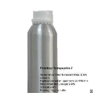 Palmitoyl Tetrapeptide-7 Cosmetic Peptides