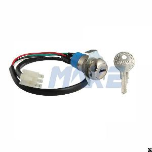 zinc alloy key switch lock