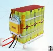 perma battery pack panasonic li ion 18650 protection pcb