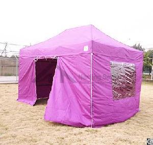 50mm hex folding outdoor tent 3m x 4 5m