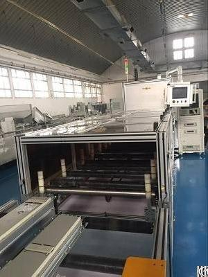 busbar processing machine assembly line busduct system