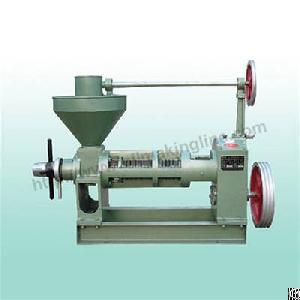 oil press machine ys 80