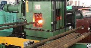 High Efficient Automatic Pipe Upsetting Machine For Upset Forging Of Drill Rod