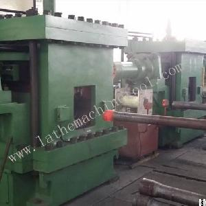 Horizontal Forging Press Machine For Upset Forging Of Drill Collar