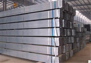 dipped galvanized steel square pipes