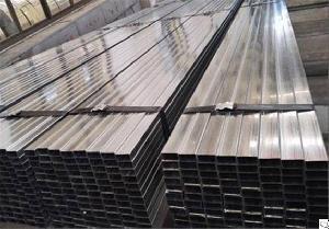 pre galvanized steel square pipes