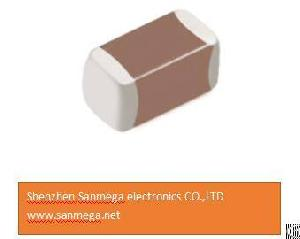 Capacitor Grm155r61a104ka01d Murata