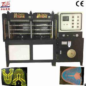kpu shoe upper moulding machine