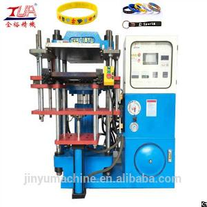jinyu hydraulic molding silicone machine photo frame