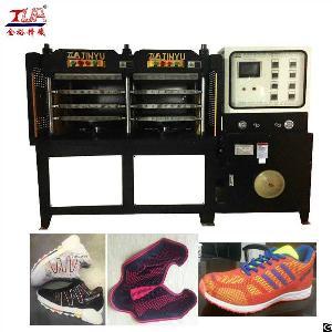 Jinyu Kpu Shoe Upper Hot Pressing Machine