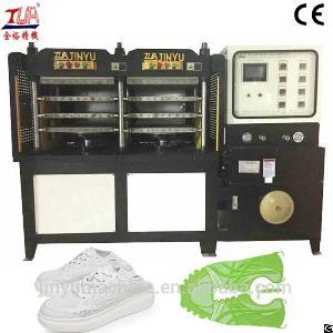 Jinyu Kpu Shoes Upper Heating Pressing Equipment