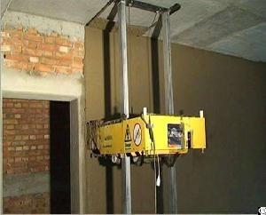 plastering wall machine