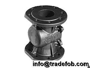 valve water meter casing supplier