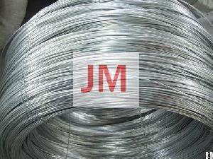 carbon steel pvc coated galvanized wire loop tie binding