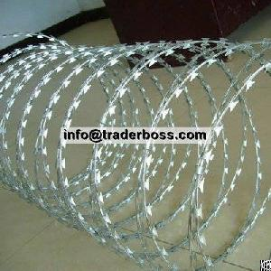 security barbed wire supplier