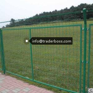 steel chain link fencing
