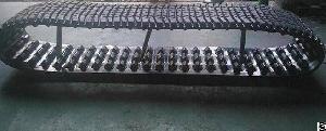 replacement rubber track caterpillar™ asv™ multi terrain loaders
